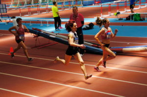Atletismo Veterano Temporada 2016-17