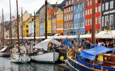 Dia 1 de Agosto, Martes – Copenhague